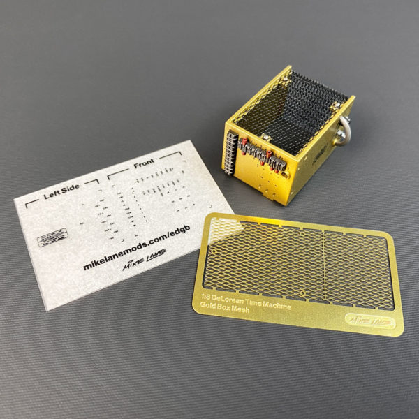 Gold Box Mesh and Transfers mod contents